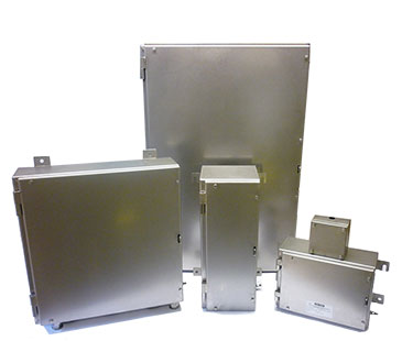 CEX Mild/Stainless Steel Enclosure from The Enclosure Company