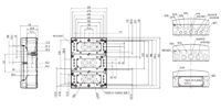 MCE PC 28 Enclosure Schematic from The Enclosure Company