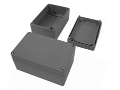 Fire rated Enclosures - Die cast aluminium Enclosure from The Enclosure Company