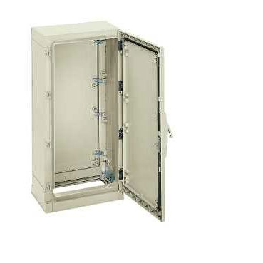 GRP Floor Standing Enclosures Enclosures with plinth-type open bottom part, IP 54 Enclosure from The Enclosure Company