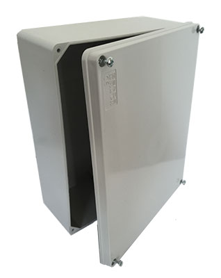 Low cost ABS enclosures Surface watertight boxes: Enclosure from The Enclosure Company