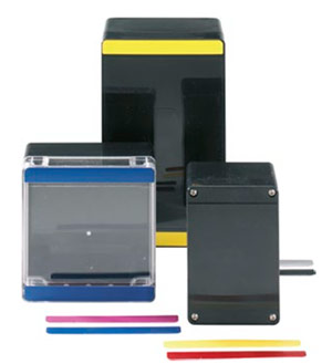 Multi-Plastic MBT / Series 2000 Enclosure from The Enclosure Company