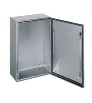 Stainless Steel S3XEX Enclosure from The Enclosure Company