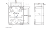 TEMPO ABS 2016 Enclosure Schematic from The Enclosure Company